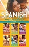 Spanish Scandals Collection (eBook, ePUB)