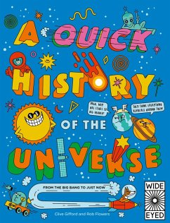A Quick History of the Universe (eBook, PDF) - Gifford, Clive