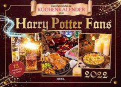 Der inoffizielle Küchenkalender für Harry Potter Fans 2022 - Grimm, Tom
