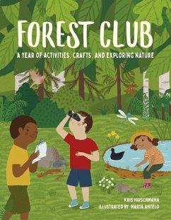 Forest Club (eBook, ePUB) - Hirschmann, Kris