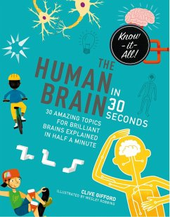 The Human Brain in 30 Seconds (eBook, PDF) - Gifford, Clive