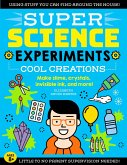 SUPER Science Experiments: Cool Creations (eBook, ePUB)