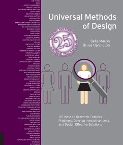 Universal Methods of Design, Expanded and Revised (eBook, ePUB) - Hanington, Bruce; Martin, Bella