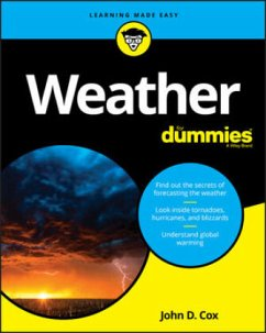 Weather For Dummies - Cox, John D.