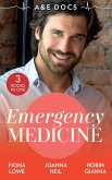A&E Docs: Emergency Medicine: Career Girl in the Country / A Doctor to Remember / Flirting with Dr Off-Limits (eBook, ePUB)