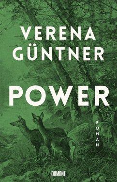 Power (Mängelexemplar) - Güntner, Verena