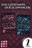Das Geheimnis der Schwingen. Sammelband der packenden Romantasy-Buchreihe (Das Geheimnis der Schwingen) (eBook, ePUB)