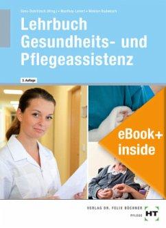 eBook+ inside: Buch und eBook+ Lehrbuch Gesundheits- und Pflegeassistenz - Manthey-Lenert, Simone;Winkler-Budwasch, Kay;Sens-Dobritzsch, Bernd