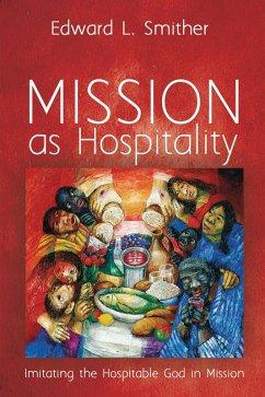 Mission as Hospitality (eBook, ePUB)