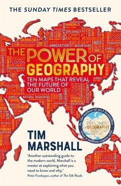 The Power of Geography (eBook, ePUB) - Marshall, Tim