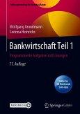 Bankwirtschaft Teil 1 (eBook, PDF)