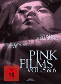 Pink Films Vol. 5 & 6: Woman Hell Song & Underwater Love Special Edition