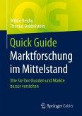 Quick Guide Marktforschung im Mittelstand