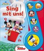 Disney Micky Maus Wunderhaus - Sing mit uns! - Liederbuch mit Sound - Pappbilderbuch mit 6 Melodien