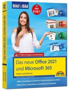 Das neue Office und Microsoft 365 - Kiefer, Philip;Born, Günter