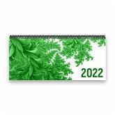 Tischkalender 2022 XL - 1 Woche - 2 Seiten