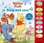 Disney Winnie Puuh - Sing mit uns - 8-Button-Soundbuch - interaktives Bilderbuch mit 8 beliebten Kinderliedern zum Mitsingen