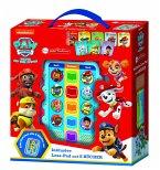 PAW Patrol: Mein Vorleser Junior - Nickelodeon - Elektronisches Lese-Pad mit 8 Hardcover-Büchern