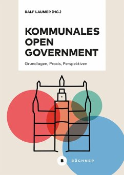 Kommunales Open Government (eBook, PDF) - Laumer, Ralf