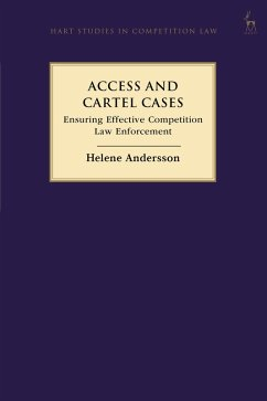Access and Cartel Cases (eBook, PDF) - Andersson, Helene