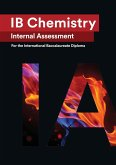 IB Chemistry Internal Assessment [IA]