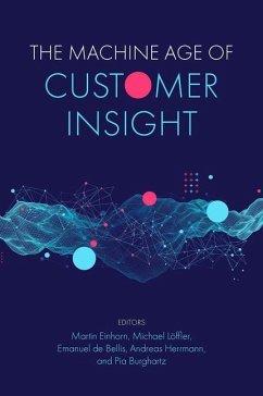 The Machine Age of Customer Insight
