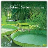 Cambridge University Botanic Garden Wall Calendar 2022 (Art Calendar)
