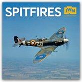 Imperial War Museum - Spitfires Wall Calendar 2022 (Art Calendar)