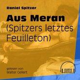 Aus Meran - Spitzers letztes Feuilleton (Ungekürzt) (MP3-Download)
