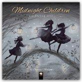 Midnight Children by Beverlie Manson Wall Calendar 2022 (Art Calendar)