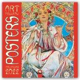 Art Nouveau Posters - Jugendstil 2022