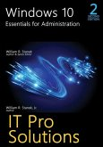 Windows 10, Essentials for Administration, 2nd Edition