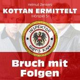 Kottan ermittelt, Folge 5: Bruch mit Folgen (MP3-Download)