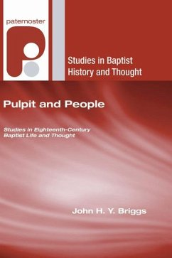 Pulpit and People - Briggs, John H. Y.
