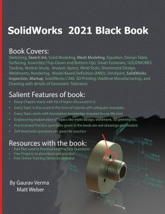 SolidWorks 2021 Black Book - Verma, Gaurav; Weber, Matt