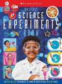 My First Science Experiments Workbook: Scholastic Early Learners (Workbook)
