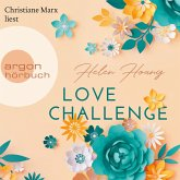 Love Challenge - KISS, LOVE & HEART-Trilogie, Band 2 (Ungekürzte Lesung) (MP3-Download)