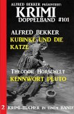 Krimi Doppelband 101 - 2 Krimi-Bücher in einem Band! (eBook, ePUB)