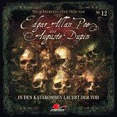 Edgar Allan Poe & Auguste Dupin, Folge 12: In den Katakomben lauert der Tod (MP3-Download)
