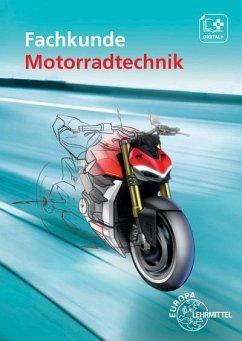 Fachkunde Motorradtechnik - Fachkunde Motorradtechnik