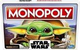 Hasbro F2013100 - Monopoly Star Wars, Das Kind Edition, Brettspiel, Familienspiel