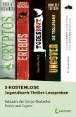 5 kostenlose Jugendbuch-Thriller-Leseproben (eBook, ePUB)