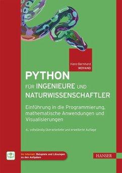 Python für Ingenieure und Naturwissenschaftler (eBook, PDF) - Woyand, Hans-Bernhard