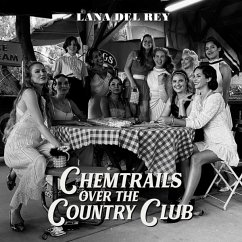 Chemtrails over the Country Club (CD) - Lana Del Rey