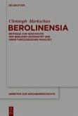 Berolinensia