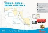 Sportbootkarten Satz 7: Adria 1 (Ausgabe 2021/2022)