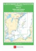 Berichtigung Sportbootkarten Satz 13: Polen und Litauen (Ausgabe 2021)