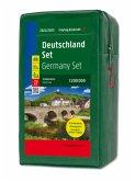 Deutschland, Straßenkarten-Set 1:200.000