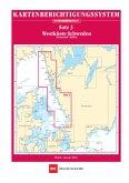 Berichtigung Sportbootkarten Satz 3: Westküste Schweden (Ausgabe 2021)
