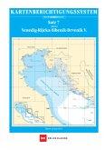Berichtigung Sportbootkarten Satz 7: Adria 1 (Ausgabe 2021)